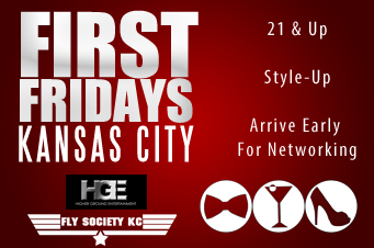 First Fridays be scene